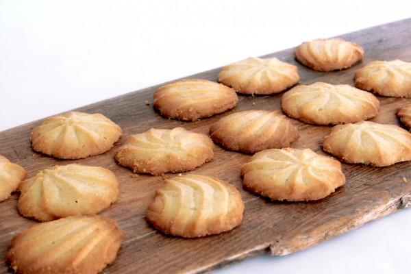 Original Sächsisches Butterspritzgebäck